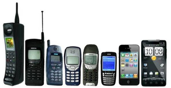 evolucion movil y social media
