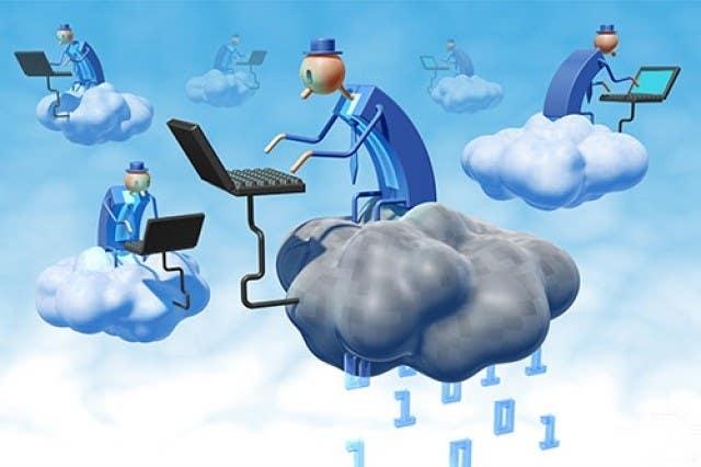 Trabajo en la nube