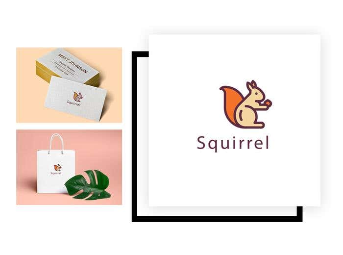 Squirrl logo concept by VS60