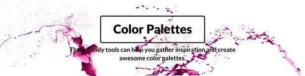 Free color palette tools