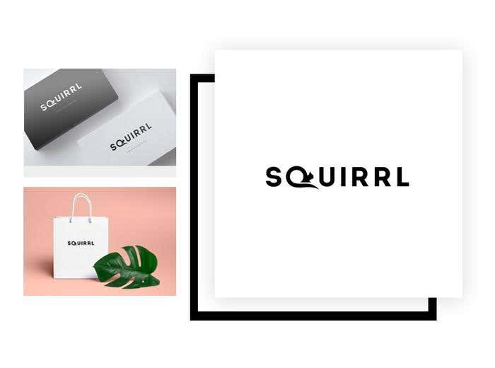 Squirrl logo concept by salutyte