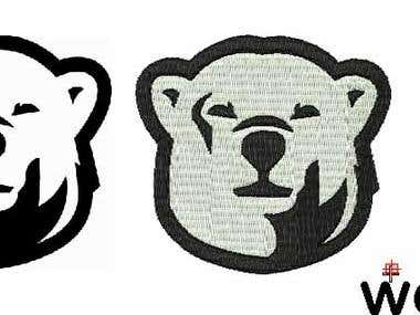 Embroidery Digitizing  -Any Size -Any Format -Unlimited Rivison