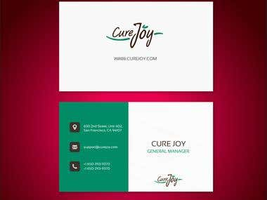 My recent work for a Business card.