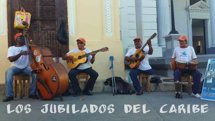 Los Jubilados del Caribe