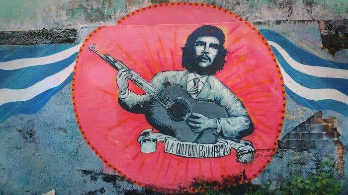Che Guevara Guitar | Cuba