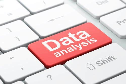 Data analysis online data science image