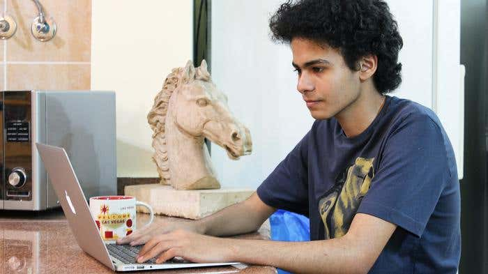 Young Website Developer Finds the Perfect Opportunity in Trying Times - Image 1