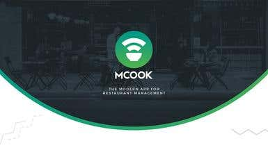 MCOOK: Restaurant App Design