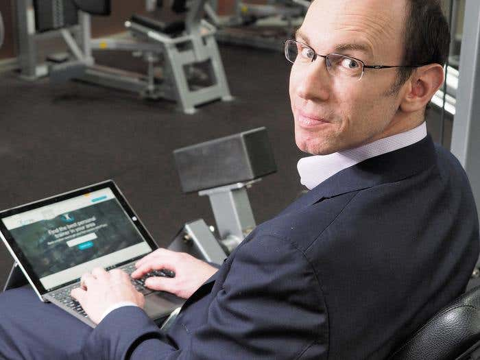Australian Visionary Builds an Uber-like Website for Personal Trainers and Fitness Enthusiasts - Image 2