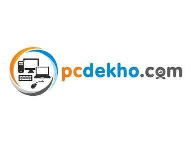 PC DEKHO LOGO