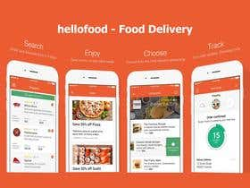 Hello Food Delivery Service App
