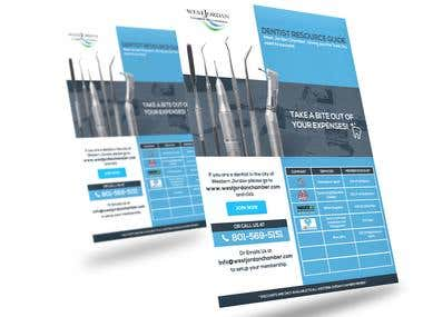 A professional , unique and easy to configured layered PSD flyer. includes all files requirements on handover and print ready