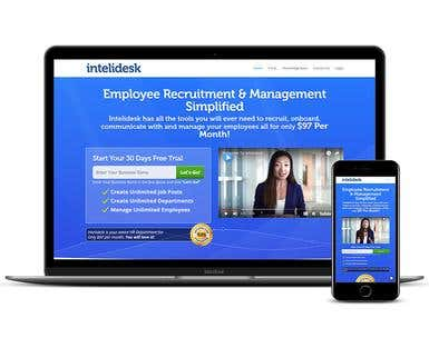 Mobile App for HR Software Solution