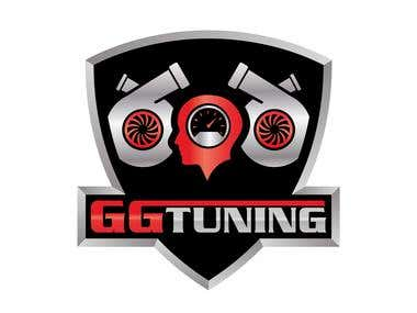 Clever logo for GG Tuning