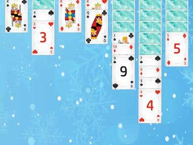 Play the all-time classic card game Klondike Solitaire.  Now Choose from two modes - Random or Winnable deck.  ==============Features==============  ♠ Simple Control - One tap or Drag and drop ♠ Random deck ♠ Winnable deck ♠ Draw 1 card ♠ Draw 3 card ♠ Unlimited hints ♠ Unlimited undo ♠ Four themes  Have Fun!  Link: https://play.google.com/store/apps/details?id=com.lazygames.solitaire