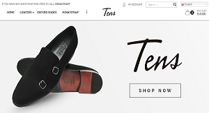I have developed the Ecommerce website on WordPress for Pakistan based Company. Our Client needs best and Professional Ecommerce Portal to grow its Shoes business  across Pakistan.