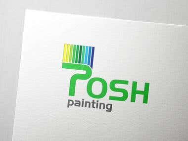 posh painting