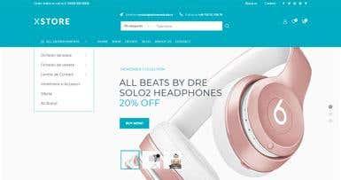 Exclusive Online Shop - Website