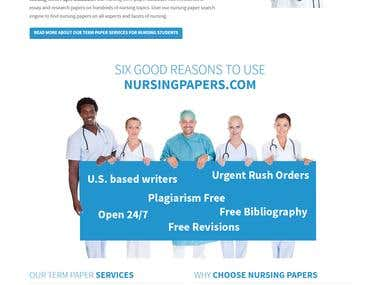 On-line term paper and essay service since 1994. The Paper Store is one of the oldest and most trusted Term Paper and Essay Services available to students. We are managing all their sites approx 250 sites.  All site are interconnected with the very powerful admin. There are lots of tools and API development which enable other site owners to integrate the paper search and order system in their sites.