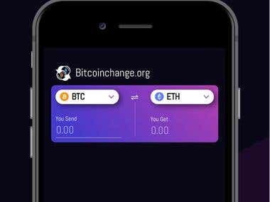 Bitcoin Change
