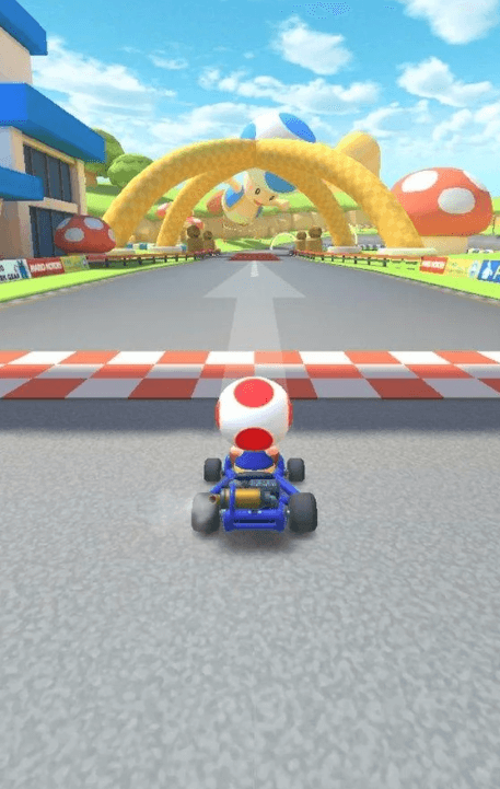 Nintendo Releasing Mario Kart on mobile