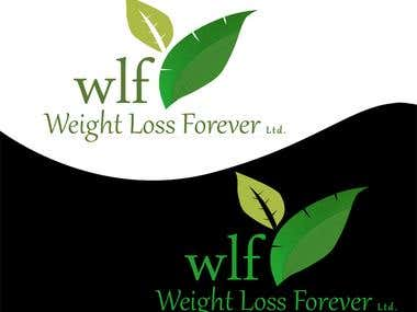 Logo for weight lose forever