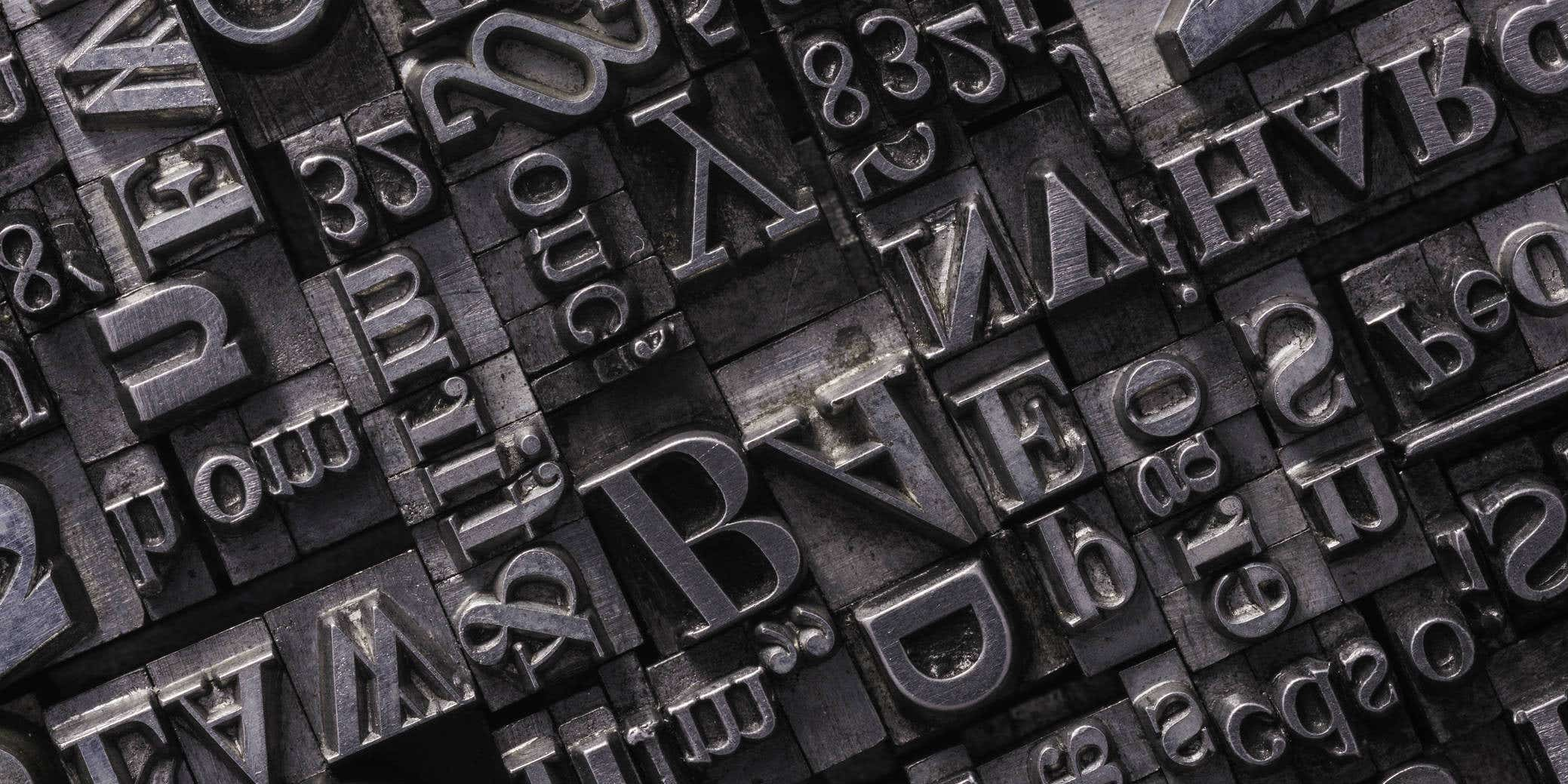 Cover photo for 120 best free fonts for designers