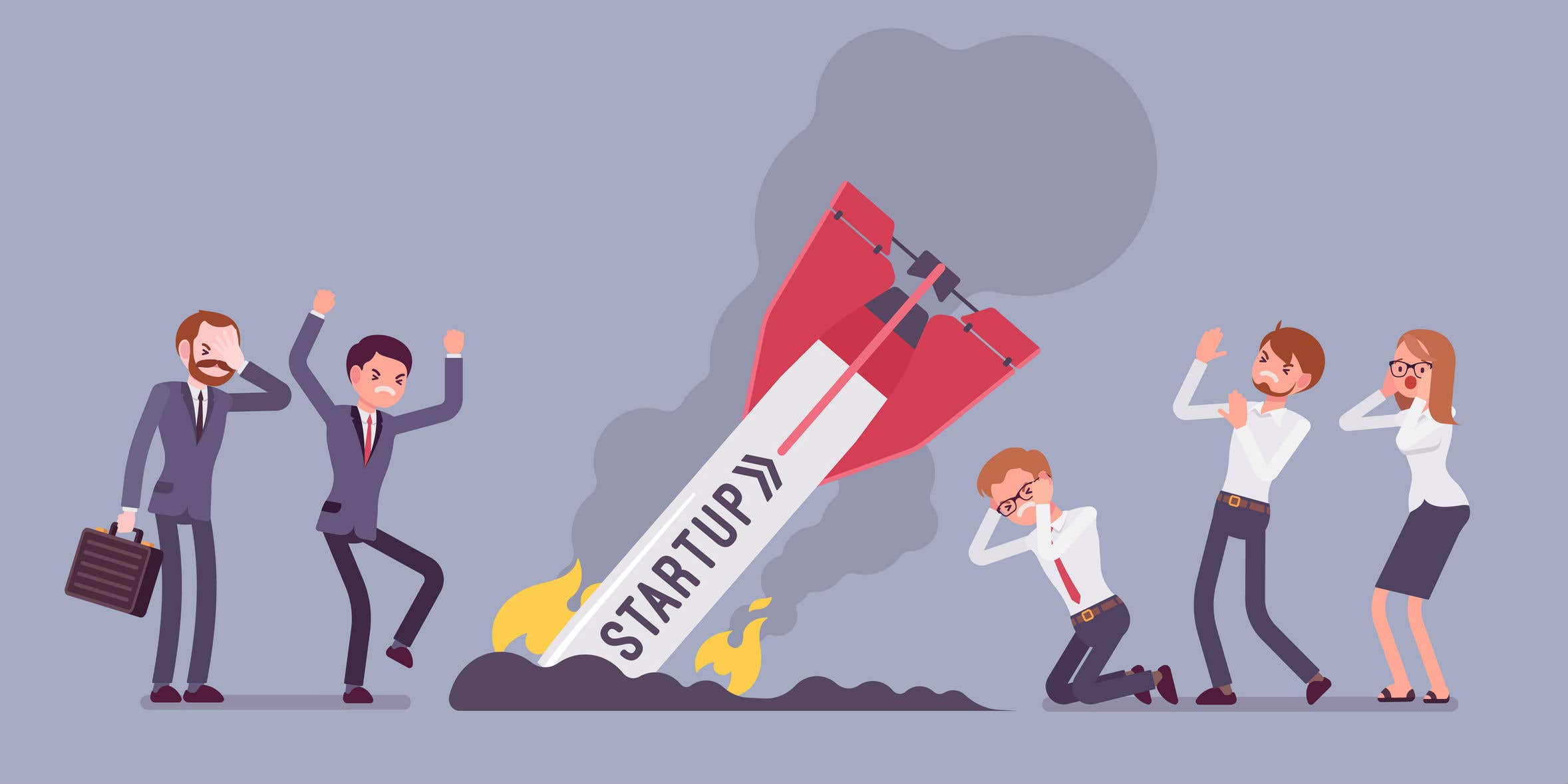 Cover photo for 4 tips to prevent startup failure