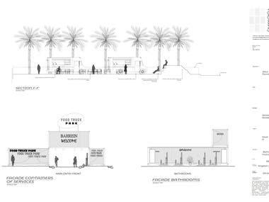 BAHRAIN FOOD TRUCK PARK