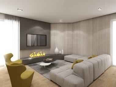 HOUSE INTERIOR, TRADITIONAL INTERIOR DESIGNING