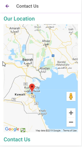 The App Based On Buying,Selling and Renting Of Properties In Kuwait.  Features that i implement in this project are:  > Connecting With backend Api and make Backend Logics  Using WordPress And Mysql > Designs & Animations of Some pages > Google Maps integration > Firebase push notification > Mulilingual