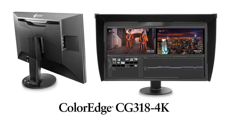 Eizo ColorEdge CG318-4K