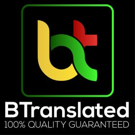 Profile image of BTranslated Professionals