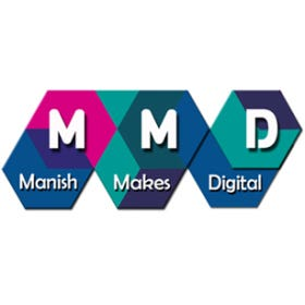 MMD-Manish Makes Digital的个人主页照片
