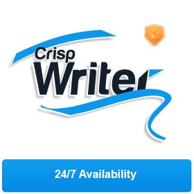 Profile image of crispwriter
