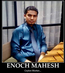 Profile image of enochmahesh