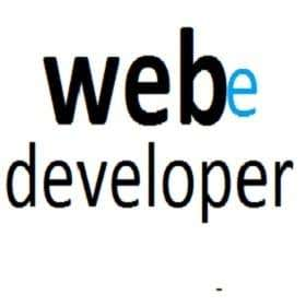 Profile image of webedeveloper