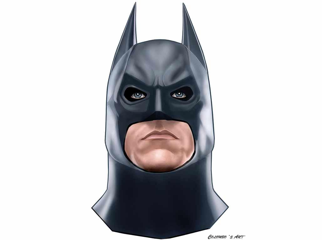 batman meme face