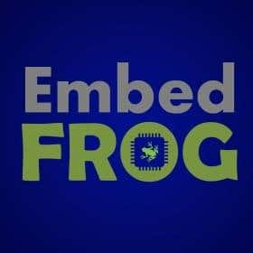 Profile image of embedfrog